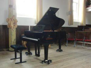 verhuur piano